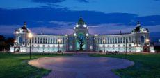Казань - Дворец земледельцев