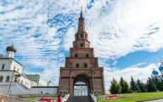 Казань - Места для поцелуев