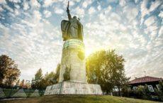 Муром - Памятник Илье Муромцу