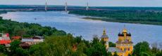 Муром - панорама
