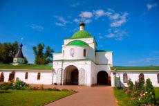 Муром - Спасо-преображенский монастырь