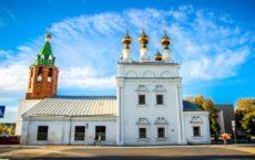 Муром - Вознесенская площадь